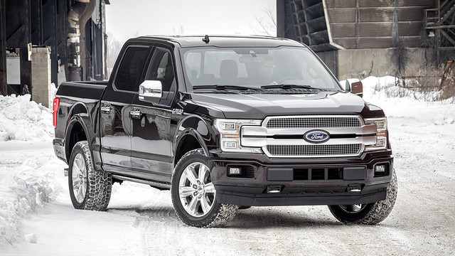 Ford F-150 2018 4