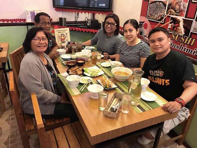 izakaya shinchan restaurant in bacoor