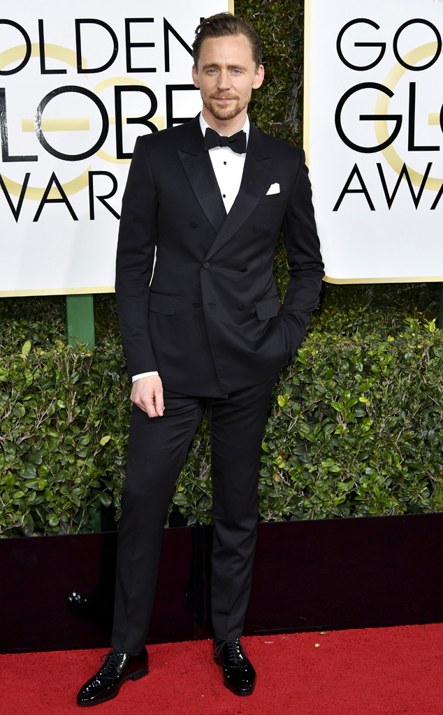 Tom Hiddleston In Gucci