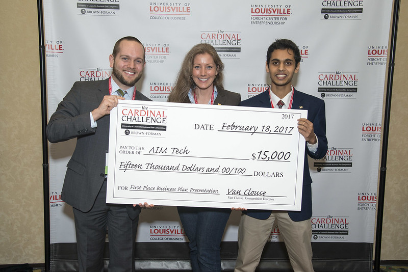 University of Louisville College of Business Cardinal Challenge