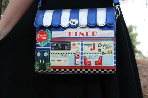 vendula london funky bags diner