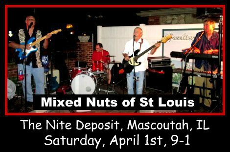 Mixed Nuts of St. Louis 4-1-17