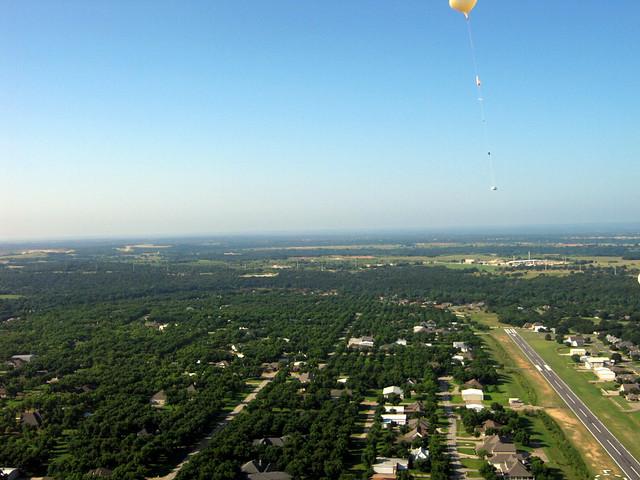 NSTAR 16-C Aerial Photos