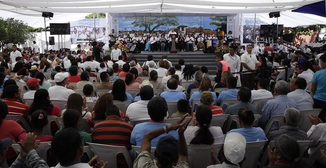 Festival para el Buen Vivir y Gobernando con la Gente-San Bartolomé Perulapia.