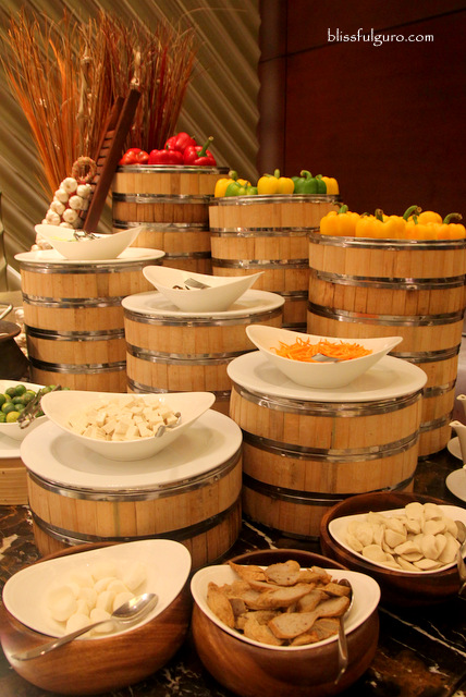 Crimson Hotel Manila Cafe Eight Buffet Dinner