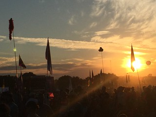 ACL sunset | by TigerHawkBlog