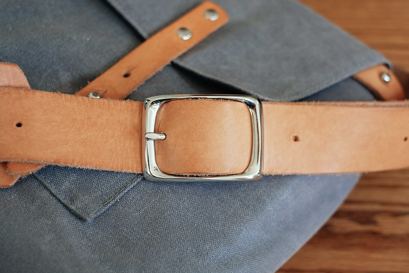 Ugmonk Messenger Bag shoulder strap