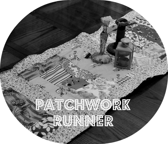 patchwork table free pattern