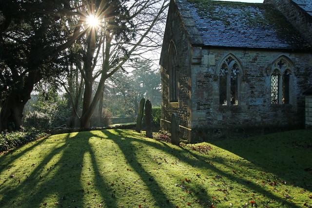 Churchyard, Fifehead Neville