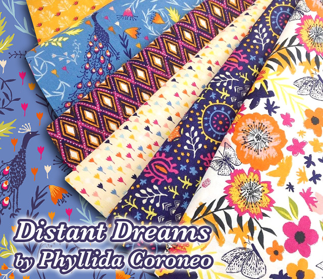 Dashwood Studio Distant Dreams Collection by Phyllida Coroneo