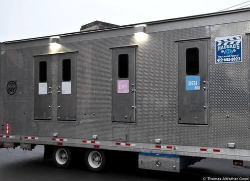 Mobile Dressing Rooms (1)