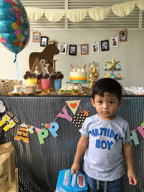 Noah's 2nd Birthday Celebration