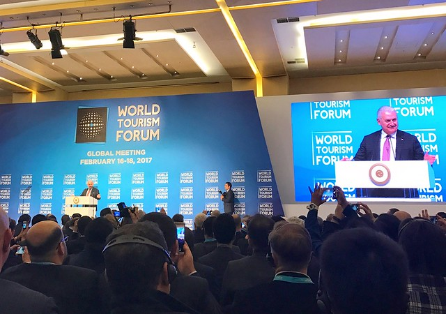 World Tourism Forum Istanbul Turkey 2017 33