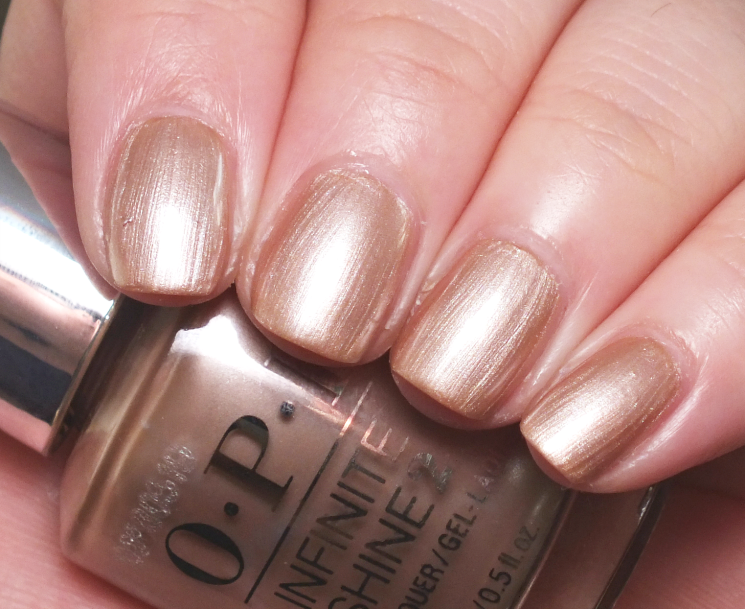 opi infinite shine cosmo not tonight honey