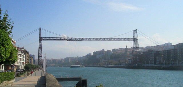 Vizcaya Bridge, Getxo