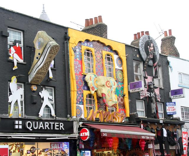 Camden London December