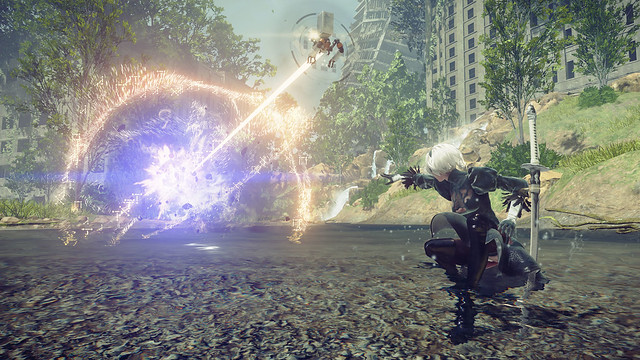 NieR: Automata Launch Trailer