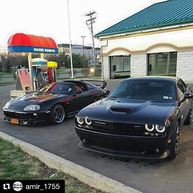 Repost Amir 1755 With Repostapp Muscle Vs Import Fr Flickr