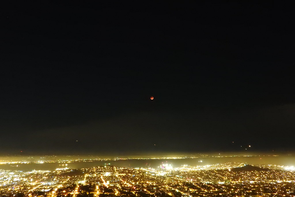 blood moon eclipse san francisco - photo #20
