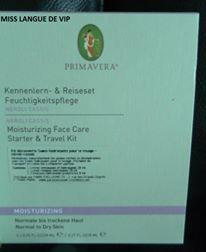 kit découverte Soins Hydratants pour le visage au Neroli - Cassis