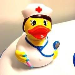 Krankenschwester @ Miniatur Wunderland