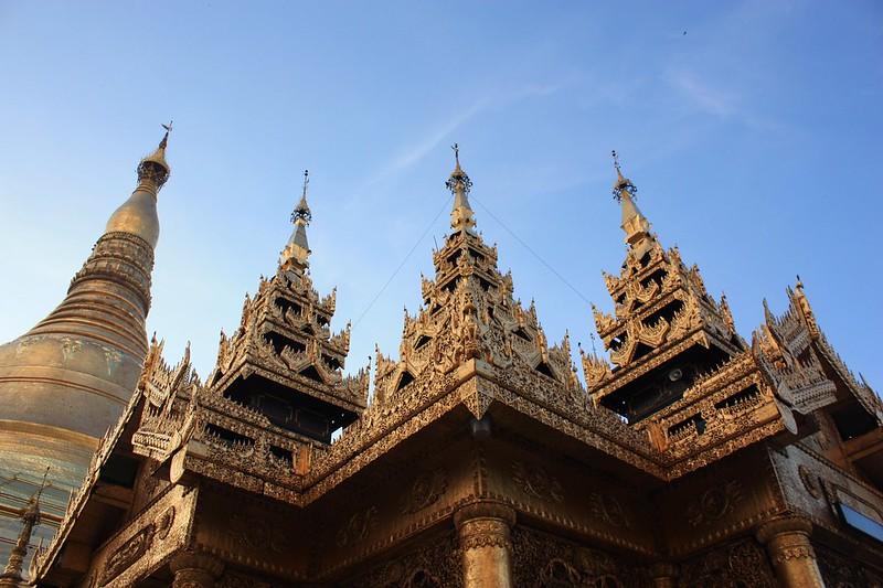 Янгон (Рангун) Шведагон