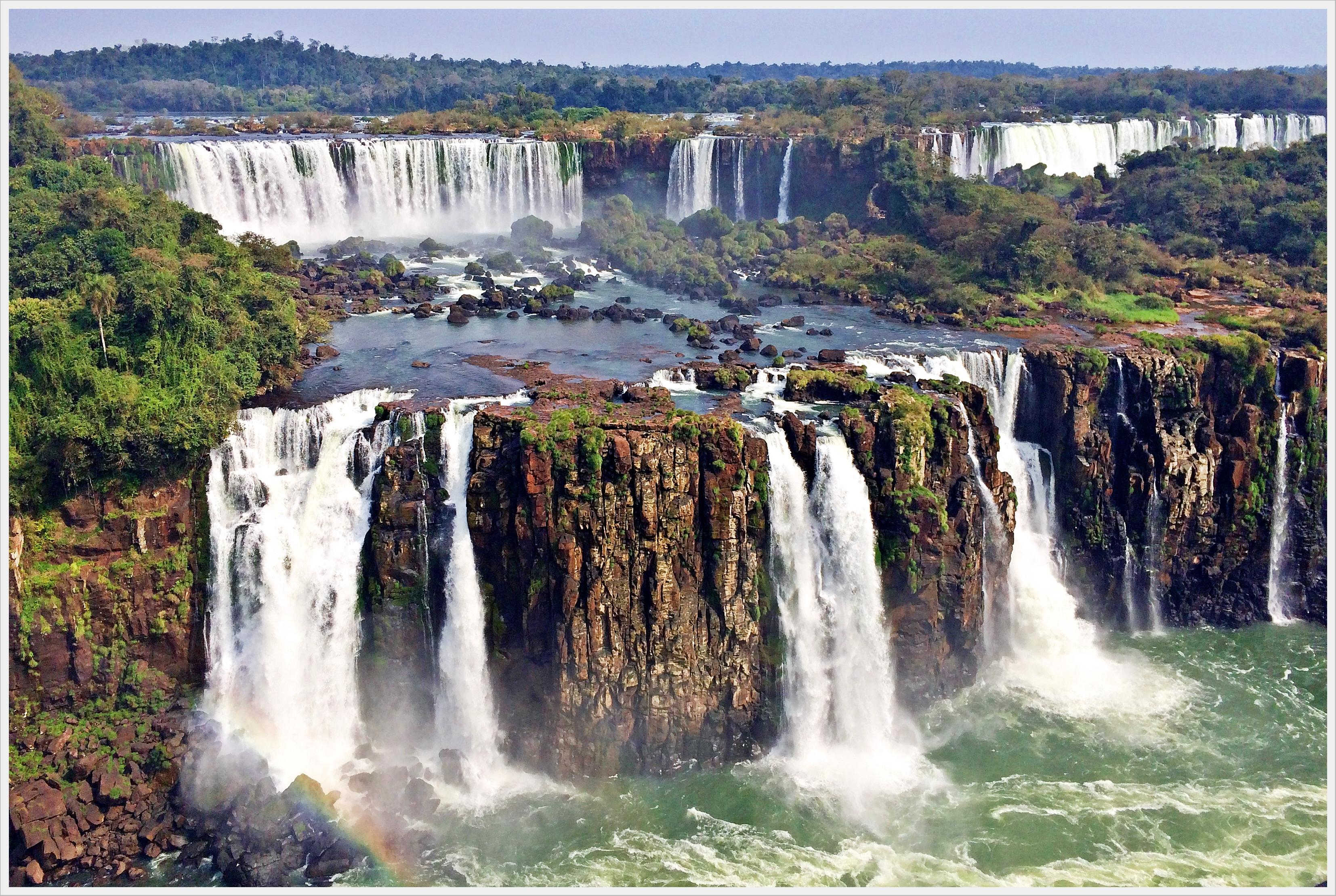 2016 - Iguazu Falls (Brazil)