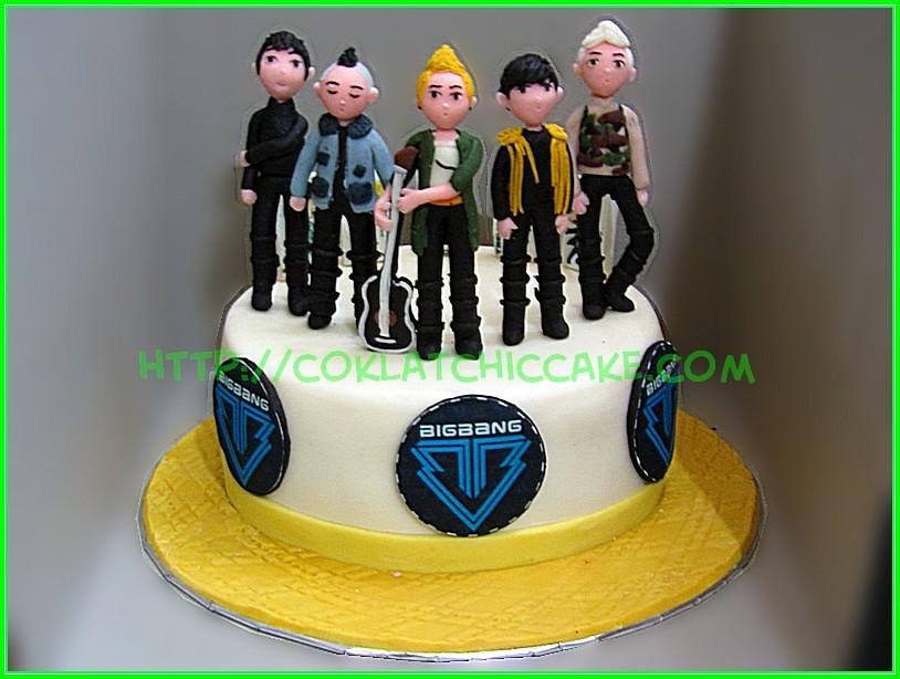cake big bang