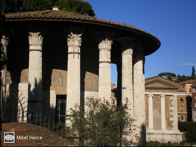 122. Tempio di Ercole Vincitore