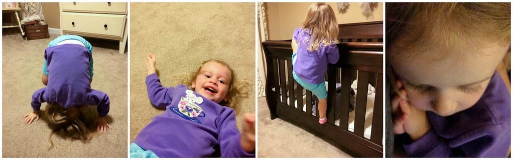 bedtime craziness