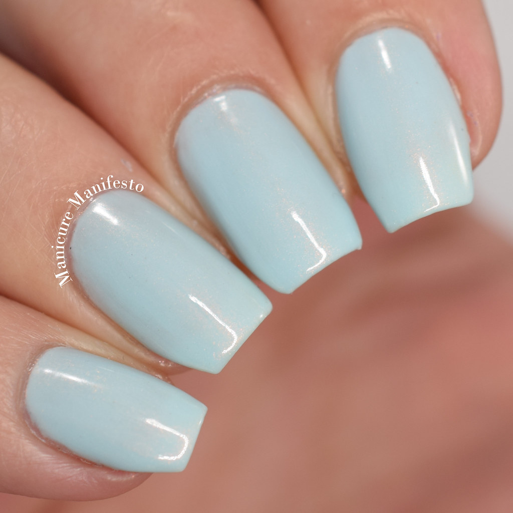 China Glaze Dashboard Dreamer Swatch
