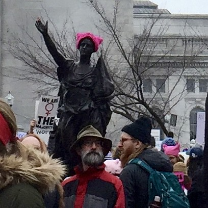 Women's March, Madison