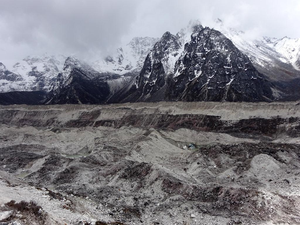 Ο παγετώνας  Yalung