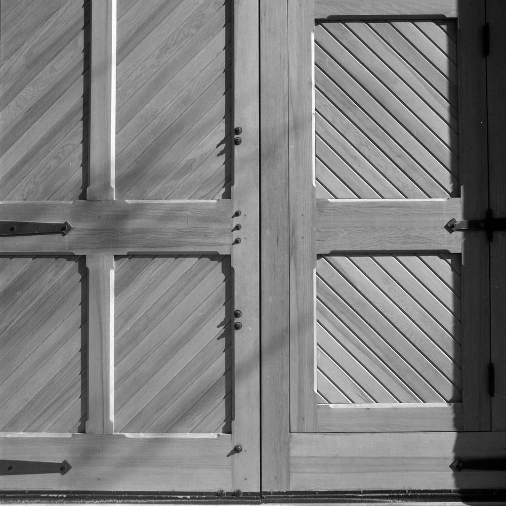 Opposing Doors