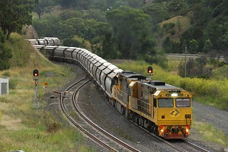 Aurizon at Ardglen | by Aussie foamer
