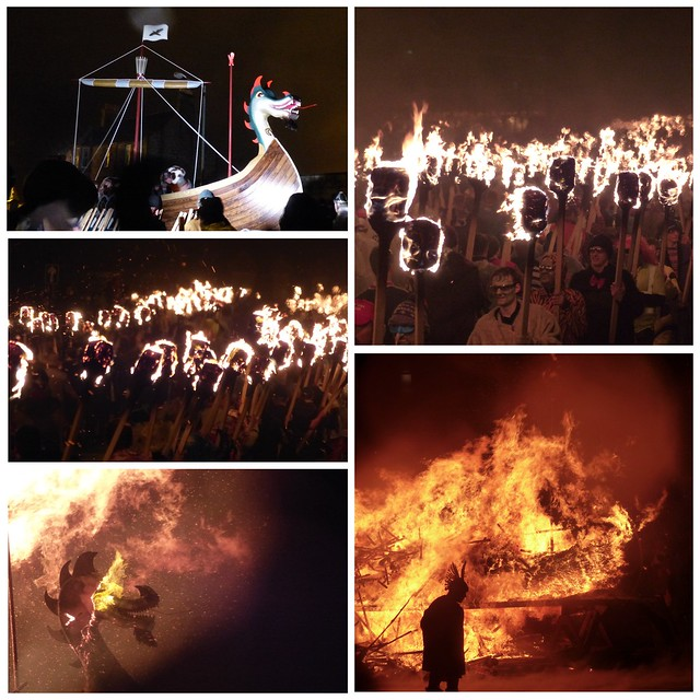 Up Helly Aa 2017