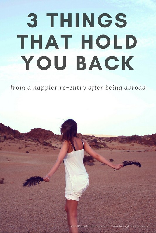 3 Things That Hold You Back from a Happier Re-entry