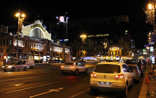 Kiev Streets I
