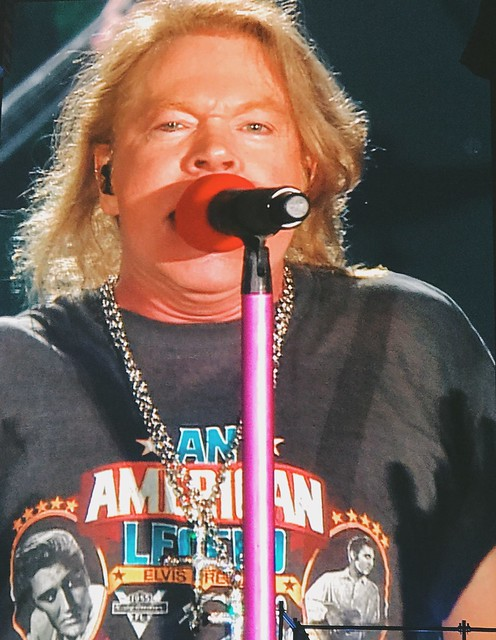 Guns N' Roses in Dubai
