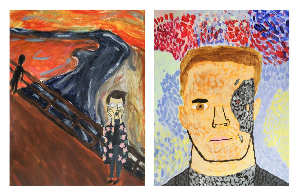 Vincent Van Gogh Art Brut Sessions