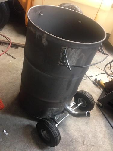 building pit drum building a pit barrel smoker aka drum www fl flickr