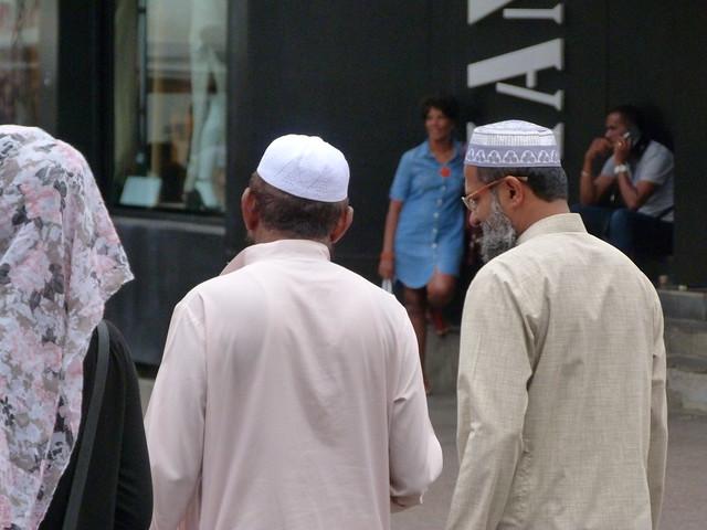 Musulmanes en Isla Reunión