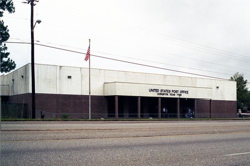Livingston, TX post office | by PMCC Post Office Photos