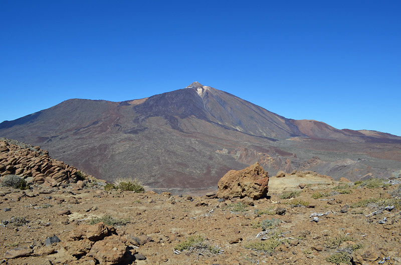 Mount Teide and Teide National Park, Tenerife