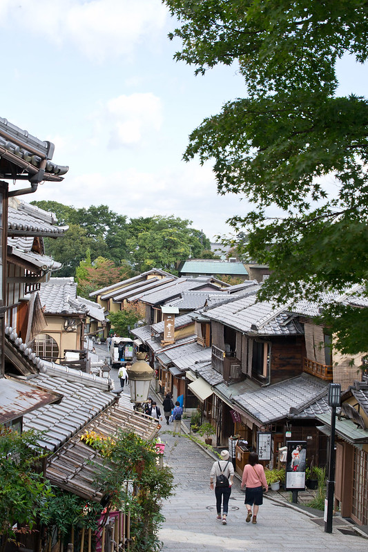 Higashiyama District, Kyoto, Japan | packmeto.com
