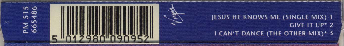 Misprinted card