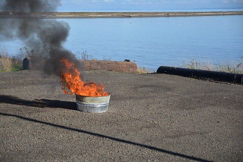 Controlled Oil Spill Burn | PNNL is developing its ...