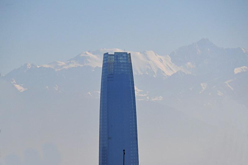 Andes, Santiago,Chile