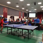 Table Tennis clusters Tournament