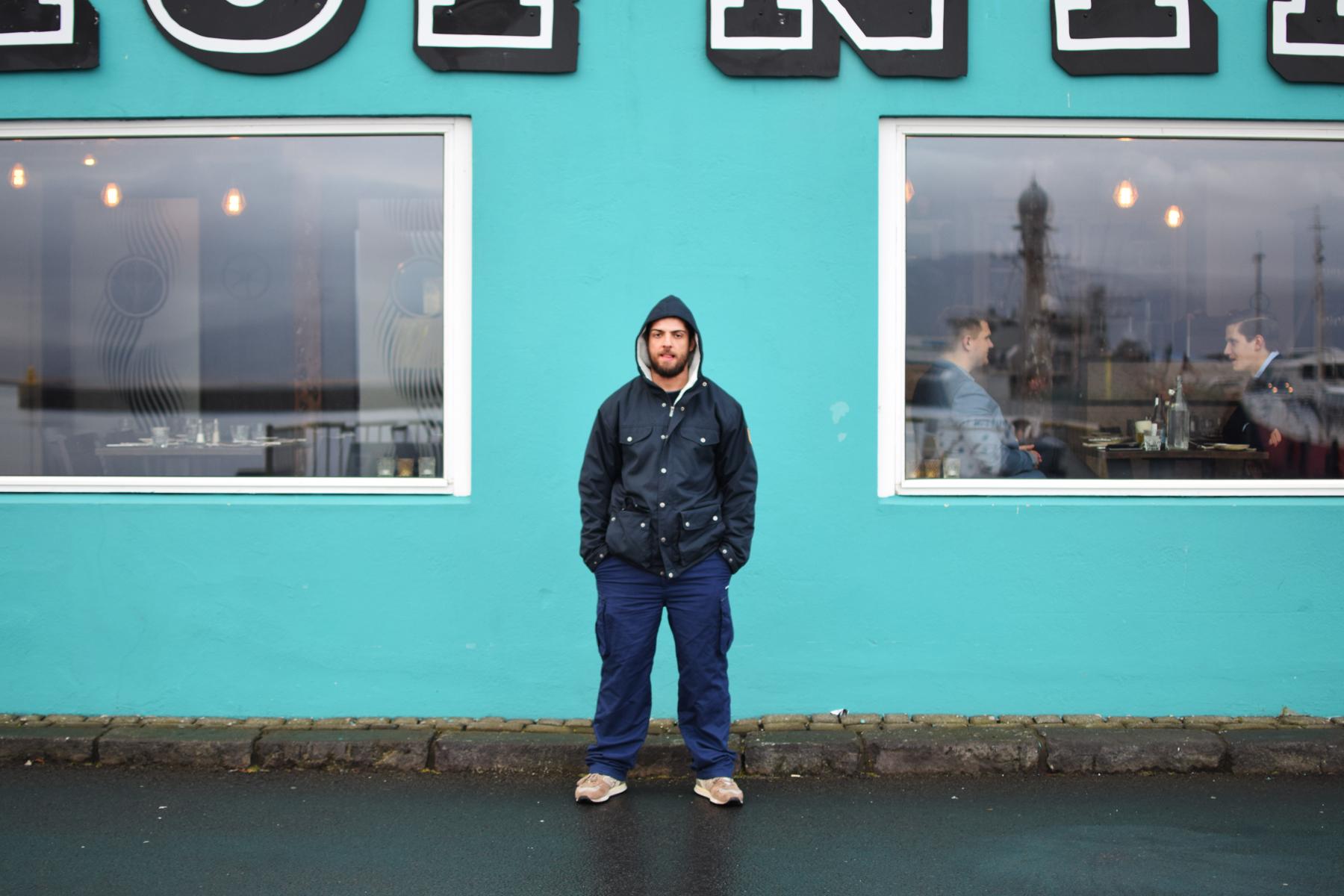 harry in Reykjavik